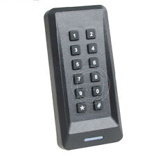 Weatherproof Keypad with ID /EM Proximity Card Reader RFID 125KHz Wiegand26