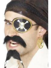 Pirate eyepatch & boucle d'oreille-robe fantaisie homme