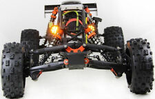 RC 1/8 1/5  LED Light System HPI BAJA LIGHTS 24 LED LIGHTS For Night Driving RED