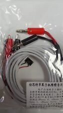 Apple iPhone 4 4s 5 5s 5c 6 6 Plus Dedicated Power Line Testing Diagnostic Cable