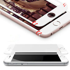Weiß 3D FULL COVER PANZERGLAS Für iPhone 6 Plus/6S Plus Schutzfolie Panzerfolie