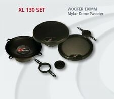 KIT 2 VIE DA 130 mm WOOFER + TWEETER XL 130 SET - 100 W