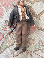 "INDIANA JONES Raiders of the Lost Ark TALKING 12"" COLLECTIBLE FIGURE-RARE"