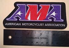 AMA motorcycle patch