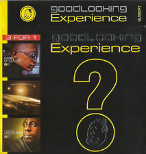 CD Goodlooking Experience LTJ Bukem, Mc Conrad, Logical Progression Level 4 3CDs