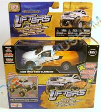 1998 '98 FORD F-150 FLARESIDE TRUCK PICKUP LIFTERS OFF ROAD READY DIECAST MAISTO