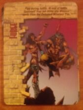 Marvel Overpower Monumental Forge Naze X2 NrMint-Mint Card