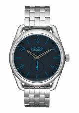 New 2016 Nixon Watch C39 ss Dark Blue Womens Mens NX324