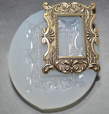 VICTORIAN FRAME - SILICONE MOULD - resin, clay, fimo, sugarcraft - MOLD
