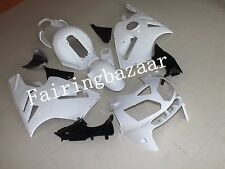 Unpainted Raw ABS Injection Bodywork Fairing Kit for KAWASAKI ZX12R 2002-2005