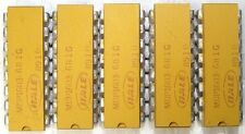 Resistor Network 680 OHM DALE MDP1603 681G 16 Pin DIP - 5 pieces