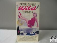 Cheerleader's Wild Weekend VHS Kristine DeBell, Jason Williams