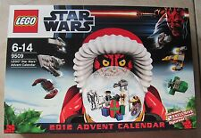 LEGO Adventskalender Star Wars 9509 v. 2012 mit Darth Maul Rare Neu & OVP
