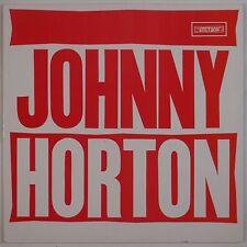 JOHNNY HORTON: More America's Folk Singer STETSON UK Country LP NM-