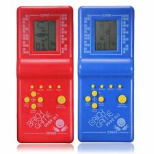Tetris Game Hand Held LCD Electronic Game Toys Brick Classic Retro Games Gift