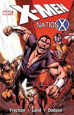 X-MEN NATION X TPB Matt Fraction $30 Cover NM