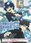 DVD Ao no Blue Exorcist Vol. 1 - 25 End + Movie + 10 Special + Free 1 Anime