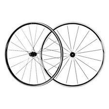 Shimano WH-RS21 Alloy 700C Road Wheelset Front & Rear Wheels QR BLACK