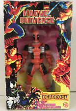 Marvel Universe Deadpool 10Inch Action Figure Toybiz 1997 Item 48696 Vintage New