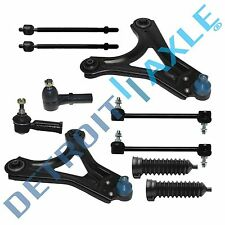 Brand New 10pc Complete Front Suspension Kit for Cougar Mystique Ford Contour