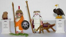 ZEUS + ATHENE Playmobil EXCLUSIV EDITION 9149 + 9150 zu Griechen IN FOLIE NEU !!
