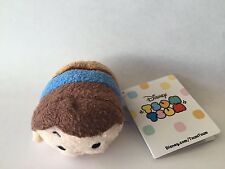 Disney Usa Authentic Flynn rider From Tangled Tsum Tsum Mini Plush New With Tags
