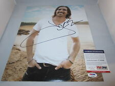 JAKE OWEN SIGNED 11X14 PHOTO PSA/DNA BAREFOOT BLUE JEAN NIGHT COUNTRY STAR 2