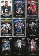2014 Panini Black Friday Football 12 Card Lot with Blake Bortles Rookie NM Cond