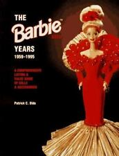 The Barbie Doll Years 1959-1995 A Comprehensive Listing & Value Guide