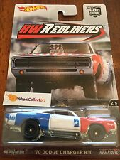 '70 Dodge Charger R/T * REDLINERS Car Culture Case G  2016 Hot Wheels * In Stock