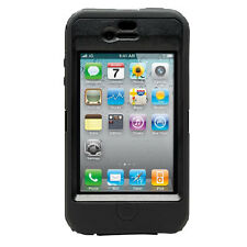 NEW GENUINE OTTERBOX BLACK DEFENDER CASE FOR IPHONE 4