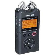 Tascam DR-40V2 4 Track Linear PCM Recorder (NEW)