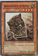 YUGIOH BARRIER STATUE OF THE DROUGHT CDIP-EN022 COMMON CARD