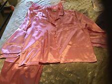 Bhs Size 20 Pink Pjs Nwot