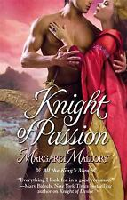 Knight of Passion (All the King's Men)-ExLibrary