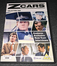 Z Cars DVD Boxset - Collection Two (2)(2014, 2-Disc Set) BBC [1972]