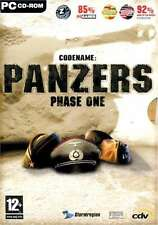 Codename Panzers Phase One 1 - PC - Brand New and Sealed