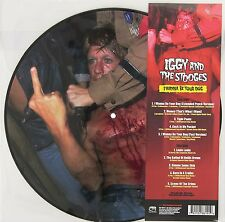 "IGGY AND THE STOOGES, I WANNA BE YOUR DOG, 12"" QUALITY PICTURE DISC (SEALED)"
