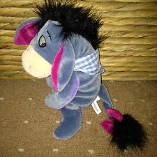 CAMPING EEYORE Soft Toy DISNEY Winnie the Pooh OUTDOOR HOLIDAY Vacation