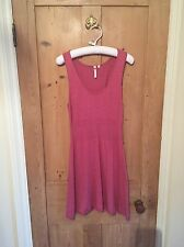 White stuff dress /tunic .Size 14 Cashmere Angora Lambswool mix