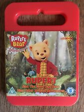 Rupert Bear - Giant Egg Race + Other Magical Adventure ~ Children's Show UK DVD