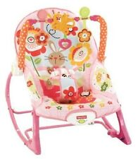Fisher-Price Infant To Toddler Rocker Bunny New