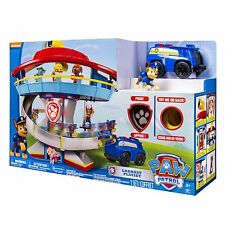 Nickelodeon Paw Patrol Look Out Playset New Chase Vehicle Figure Free Shipping