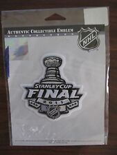 2011 Stanley Cup Finals Crest Patch.  Mint, SEALED!. Boston vs. Vancouver