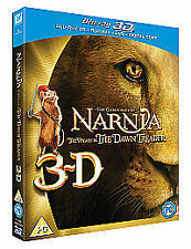 The Chronicles Of Narnia - The Voyage Of The Dawn Treader (3D Blu-ray, 4 Disks)