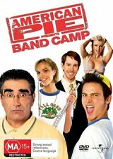 American Pie - Band Camp (DVD, 2005)