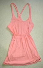 BNWOT HOLLISTER BRIGHT CORAL DRESS SIZE S