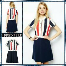 FRED PERRY SOUTHSEA DECK CHAIR DRESS   size 12