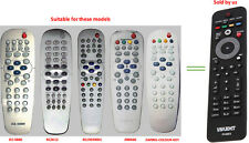 USARMT PHILIPS Universal Remote for Smart HD TELEVISION Blu-ray DVD player