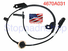 ABS WHEEL SPEED SENSOR for MITSUBISHI Lancer Outlander FRONT LEFT DRIVER SIDE